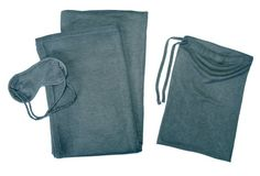 Stay comfy no matter where your journeys take you with this must-have set for the traveler. Each piece in this set is made of a soft, sumptuous, warm cashmere-wool-bamboo blend. It features an eye mask, a throw, and a carrying bag. Travel Must Haves, Travel Set, Travel Style, Travel Trailer Remodel, Cashmere Yarn, Adventure Gear, Carry On Bag, Travel Accessories, Heather Grey
