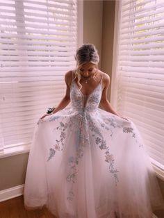 Stunning Prom Dresses, Hoco Dresses, Tulle Prom Dress, Beautiful Prom Dresses, Dream Wedding Dresses, Ball Dresses, Homecoming Dresses, Pretty Dresses, Formal Dresses