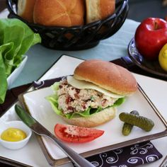 Cajun Chicken Salad... with the addition of the wonderful smokey flavor of andouille sausage!