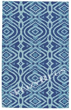 Found it at Wayfair - Liana Hand Tufted Lunar Indoor/Outdoor Area Rug Bohemian Pattern, Dynamic Design, Rug Material, Burke Decor, Indoor Outdoor Area Rugs, Blue Accents, Accent Rugs, Weaving, Rug Features