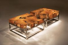 Chista: landscape coffee table