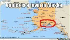 I used to live in Valdez. Imagine my squeal of joy when I learned Leo's name.
