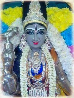 Om sakthi Durga Maa, Shiva Shakti, Sacred Feminine, Divine Feminine, Elephant Photography, Bridal Eye Makeup, Divine Grace, Goddess Lakshmi, Hindu Deities