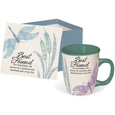 """That Special Someone """"Best Friend"""" Gift Boxed Mug  http://www.giftamillion.com/that-special-someone-best-friend-gift-boxed-mug.html  #Mugs #GiftsForFriends #BestFriend #Giftamillion"""