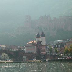 Heidelberg, Germany. I took this pic.