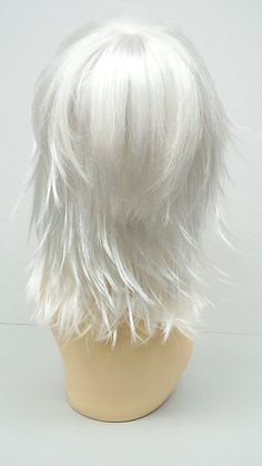2020 Fashion Blonde Wigs For White Women Affordable 613 Lace Front Wig - Wcwigs Black To Blonde Hair, Brown With Blonde Highlights, Blonde Wig, Platinum Wigs, Dark Strawberry Blonde, Short Shaggy Haircuts, Hair System, Long Layered Hair, Medium Layered