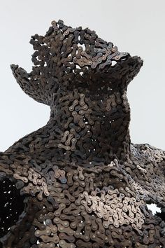 Chain Sculptures - By Seo Young Deok