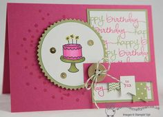 The Crafty Owl | 2015 Stampin' Up! Catalogue Sneak Peak - Endless Birthday…