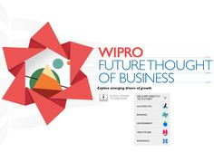 Wipro helps decision makers do business better with their Indian Future Thought of Business reports. Webchutney created an experience that comes alive...