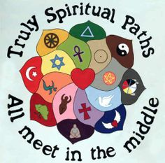 ☯☮ॐ Love Spirituality ... bits and pieces of beauty in all beliefs.