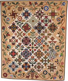 2013 Traditional Mixed - Association of Pacific West Quilters