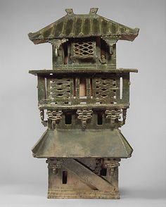 Central Watchtower 1st–early 3rd century Eastern Han dynasty (25–220) china