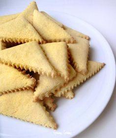 Frollini da inzuppo con farina di mais | Ricetta