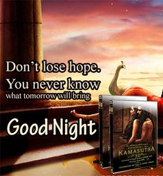 Kamasutra 3D good night poster