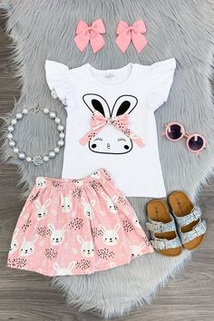 Shop cute kids clothes and accessories at Sparkle In Pink! With our variety of kids dresses, mommy + me clothes, and complete kids outfits, your child is going to love Sparkle In Pink! Little Girl Outfits, Cute Outfits For Kids, Cute Little Girls, Cute Baby Girl, Toddler Outfits, Girls Fashion Clothes, Baby Girl Fashion, Kids Fashion, Cute Baby Clothes