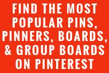 These directories and lists will help you find the most popular, pins, pinners, boards, and group boards on Pinterest. Any articles and tutorials will help you know what to do with the information. Content Marketing, Social Media Marketing, Competitive Intelligence, Web Business, Thing 1, Business Education, Group Boards, Pin Pin, I Need To Know
