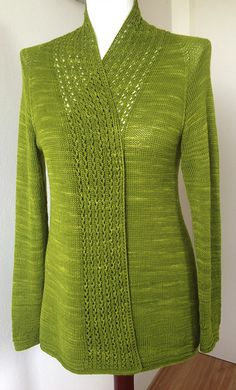 Ravelry: Juneberry Cardigan pattern by emteedee
