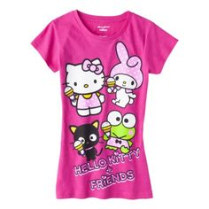 Super cute summer collection with Hello kitty and friends with ice cream target.
