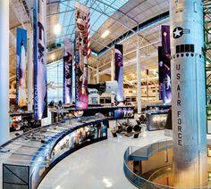 Space Exhibits by EvergreenAviation, via Flickr