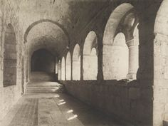 Le Thoronet Abbey, Cloister