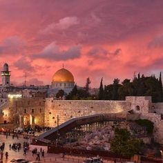 Israel- the new #1 on my travel wish list.