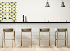 Great Rapids Chair CO - Andy bar stools