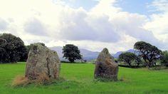 Historic Sites of Ireland: Lissivigeen Stone Circle