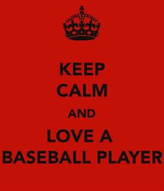 <3-my daddy played & coached baseball the whole time I was growing up. It's his fault I love the game. wish he were still here to watch a game or two with. =)