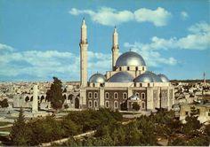 مسجد خالد بن الوليد - حمص - سوريا