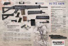 Assault Weapon, Assault Rifle, Tactical Equipment, Tactical Gear, Submachine Gun, Sig Sauer, Cool Guns, Firearms, Weapons