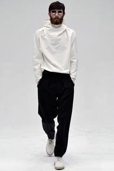 #Menswear #Trends N.Hoolywood Fall Winter 2015 Otoño Invierno #Tendencias #Moda Hombre  F.Y!