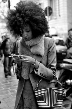 love her hair...