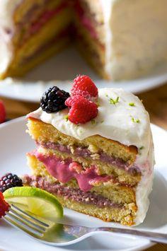 Moist Vanilla Cake and A Birthday Surprise