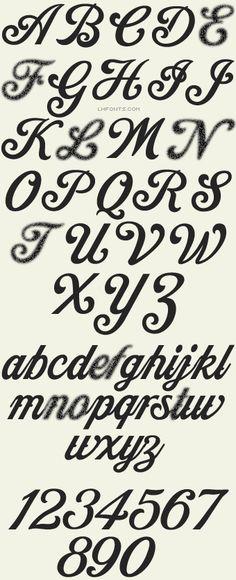 Letterhead Fonts / LHF Indian Script 2 / Script Fonts