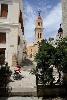 Rethimnon, Crete, Greece