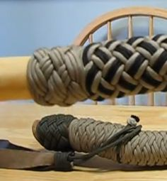 Paracordist How to Tighten a Paracord Turks Head Knot Tied With a Jig