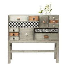 Marokko 13 Drawer Dresser