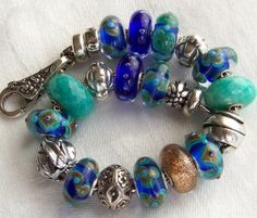 Blue and Teal Color Scheme