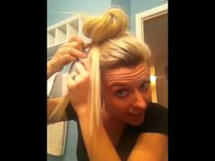 Braided Top Knot Tutorial from Ashley at The Shine Project