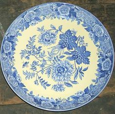 Spode Blue Room Pasta server
