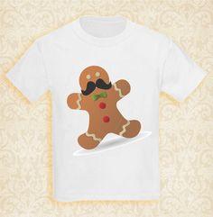 Camiseta biscoito.