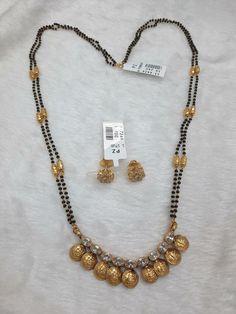 Gold Jewelry, Beaded Jewelry, Beaded Necklace, Black Diamond Chain, Gold Ornaments, Beauty Skin, Costume Jewelry, Fashion Jewelry, Jewels