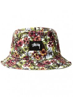 The ultimate #bucket #hats #mens #florals from Island Reversible