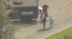 At least five people are believed to have been injured in a shooting at a Christian university in Oakland, California, police say. Read more: http://www.bellenews.com/2012/04/02/world/us-news/california-at-least-5-people-killed-in-a-shooting-at-oikos-university/#ixzz1quvgl78D