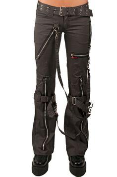 #Tripp Darkstreet #Bondage Pants - TrashandVaudeville.com. $80.00 #goth
