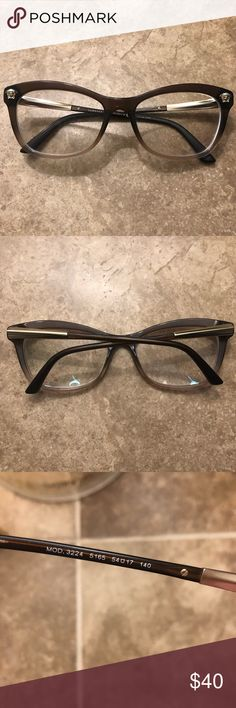d1e2299098c Versace eyeglasses Prescription lenses but the Versace frames are in  wonderful condition!! Versace Accessories