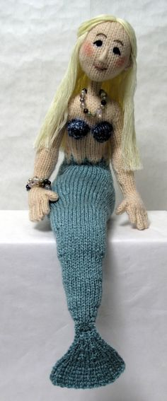 Alan Dart Knitting: Mermaid Pattern