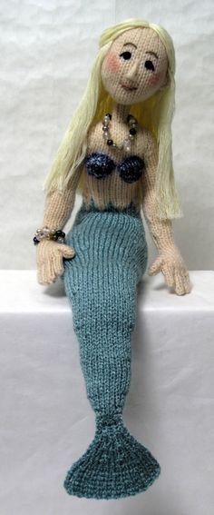 Alan Dart Knitting: Mermaid Pattern