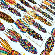 Need only be cut out # … Watercolor corn ready. Must only be cut out Watercolor corn ready. Need only be cut out # … Watercolor corn ready. Must only be cut out Thanksgiving Art Projects, Fall Art Projects, Classroom Art Projects, School Art Projects, Art Classroom, Texture Art Projects, Pilgrims Thanksgiving, Halloween Art Projects, Halloween Drawings