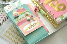 My Webster's Pages planner dashboard with MME On trend 2 | by Flóra Mónika Farkas